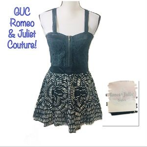 ‼️🔥GUC ROMEO & JULIET COUTURE Cocktail Dress!🔥‼️